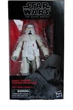 "Hasbro Disney Star Wars The Black Series Range Trooper #64 6"""