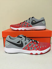 NIke Train Speed 4 Amp SZ 10.5 OSU Ohio State Week Zero Collection