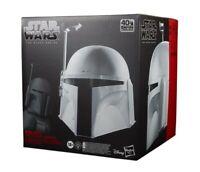 Star Wars The Empire Strikes Back Boba Fett Prototype Armor Black Series Helmet