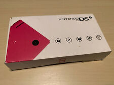 Nintendo DSi Pink Color Complete Open Box Close To New