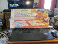 Sesame Street SCRABBLE Factory Sealed
