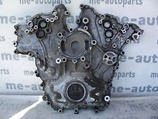 2004-2006 CADILLAC STS CTS SRX 3.6L V6 FRONT ENGINE TIMING COVER 12598355