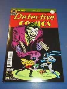 Detective Comics #1000 Timm Variant FVF Batman
