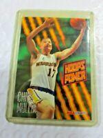 1995 SkyBox Hoops Power #PR-18 Chris Mullin Golden State Warriors~