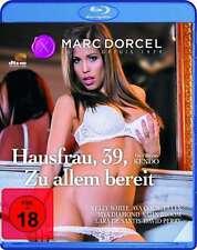 Hausfrau, 39, zu allem bereit - Erotik - BR- Marc Dorcel - FSK 18 - NEU & OVP