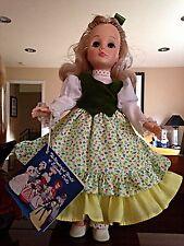 "Vintage 11"" EFFANBEE ""Storybook Goldilocks Doll"" ALL ORIGINAL"