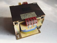 Transformateur LEGRAND 42925 In 230/400 VAC Out 115/230 VAC 630VA