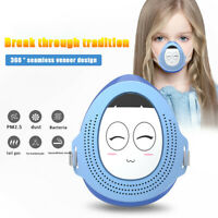 Electric Mask Reusable Respirator Air Purifying Mask Anti-haze Protection