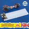 830 Point Prototype PCB Breadboard MB102 + 65pcs Jump Cable Wires + Power Module