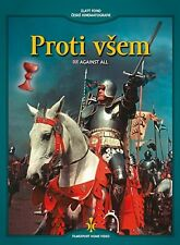 Against All (Proti vsem / všem 1956) Czech R0 medieval film English subtitle dvd