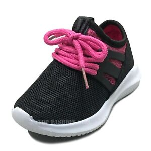 NEW Baby Sneakers Sport Mesh Lace Up Baby Boy Girl Toddler Tennis Shoes 4 to 9