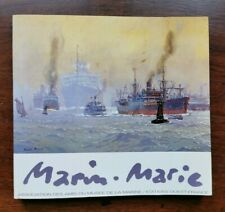 MARIN MARIE Musée de la Marine Catalogue d'exposition 1989 - Art peinture marine