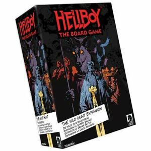 HELLBOY THE WILD HUNT EXPANSION PACK