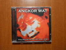 ANGKOR WAT - When Obscenity Becomes the Norm (NEW*US TEXAS THRASH CLASSIC+BONUS)