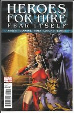 Marvel Comics - Heroes For Hire: Fear Itself - #9 Sept 2011
