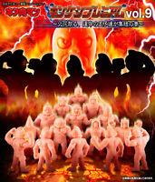 Kinnikuman Kinkeshi Premium Vol.9 Bandai JAPAN New 15 Figure SET Japan F/S
