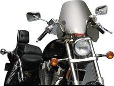 SLIPSTREAMER 2007-2012 Yamaha XVS1300 V Star 1300 S-06 SPITFIRE W/S SMOKE W/BLAC