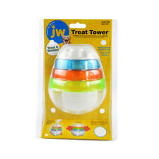Brand New Petmate JW Pet Treat Tower Tumbler Puzzle Toy for Dog Long Time Play