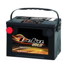 DEKA GENUINE NEW 691MF 12V Gold Battery 860Amp Cranking Power Group 91 T6//LB3