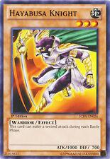 x3 Hayabusa Knight - LCJW-EN026 - Common - 1st Edition Yu-Gi-Oh! M/NM