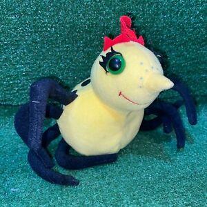 Vintage 1997 Gund Miss Spider Sunny Patch Kids Callaway Plush Toy