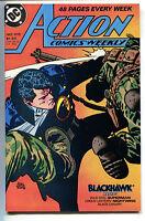 Action Comics 616 DC 1988 NM Superman Black Canary Green Lantern Nightwing