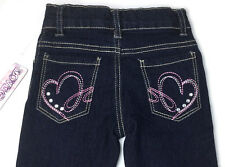 Girls Toddlers Jeans Embellished Size 2 T by Love At First Sight