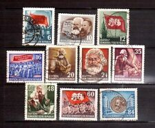GERMANY DDR 1953 Marx set used
