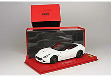 Ferrari California T Matt white 1/18 lim.ed. 20 pcs P1880VST3 BBRMODELS