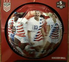 2019 US Women's World Cup Team size 5 soccer ball Alex Morgan Megan Rapinoe USA