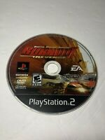 Burnout: Revenge Battle Racing Ignited (Sony PlayStation 2, 2005)- Disc Only