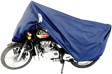 Sakura Motor Ciclo Moto cubierta resistente al agua con bolsa de 229 X 99X 125CM