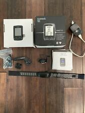 Garmin Edge 510 Cycling Computer Bundle With Heart Rate Monitor