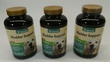 NaturVet Senior Dog Natural BLADDER SUPPORT with Cranberry 120 Tablets
