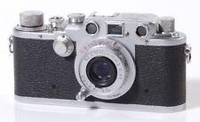LEICA IIIC + ELMAR 3,5/50mm  LEICA M39