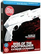 Rise of The Footsoldier Extreme Extended Edition 5055201822628 Blu Ray