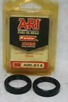 Serie paraoli forcella 32 X 42 X 8/9 ARIETE Seal set Cagiva Prima 50 80 Aprilia