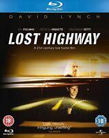 Lost Highway [Blu-ray] (1997) [DVD][Region 2]