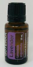 doTERRA LAVENDER Essential Oil 15ml - Certified Pure Therapeutic Grade NEW
