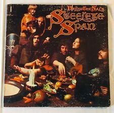 Steeleye Span - Below The Salt - Chrysalis Green Label Vinyl LP, CHR 1008