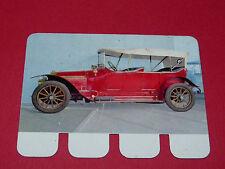 N°43 LORRAINE 1910 PLAQUE METAL COOP 1964 AUTOMOBILE A TRAVERS AGES