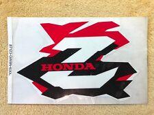 New Genuine 1997 Honda Z50A Gas Tank Left Decal