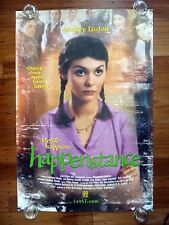 HAPPENSTANCE Rare Original 2001 American One Sheet Movie Poster Audrey Tautou