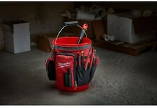 Bucket Organizer Tool Bag 32 Pocket Utility Garage Tools Heavy Duty Storage Tote