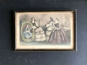 "Victorian "" What Likeness "" Print"