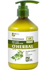 0562 Daily Care Conditioner for Normal Hair with Birch Extract 500ml O'Herbal