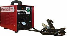 WELDABILITY ARC WELDER 150 AMP 150S MACHINE 230V/400V