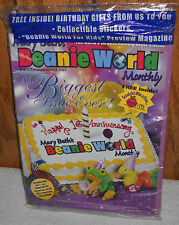 #7830 Mary Beths Beanie World Monthly October 1998