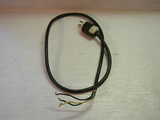 LEVITON 4770-C L7-15P 15A 277VAC Grounding Turn & Pull PLug With Pigtail Wire