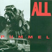 ALL - Pummel CD ( 1995, Rare Punk Release )